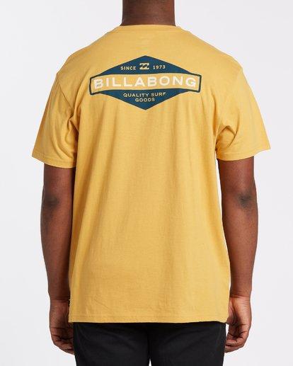 1 Autoshop - T-Shirt für Männer Silber T1SS12BIS0 Billabong