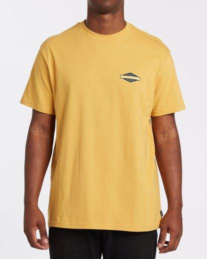 0 Autoshop - T-Shirt für Männer Silber T1SS12BIS0 Billabong