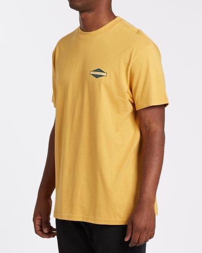 2 Autoshop - T-Shirt für Männer Silber T1SS12BIS0 Billabong