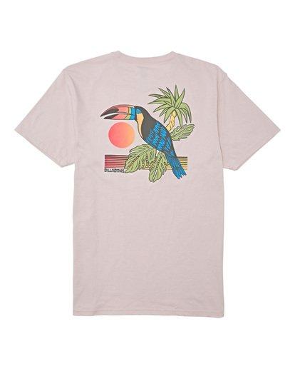 4 Dominical - T-Shirt für Männer Violett T1SS13BIS0 Billabong