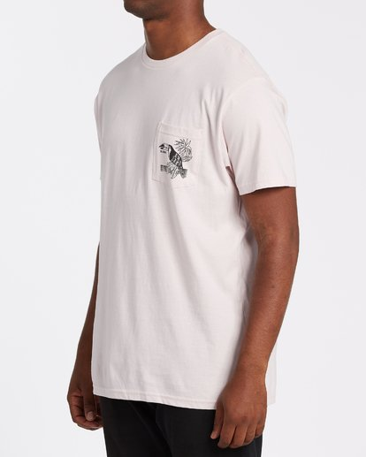 2 Dominical - T-Shirt für Männer Violett T1SS13BIS0 Billabong