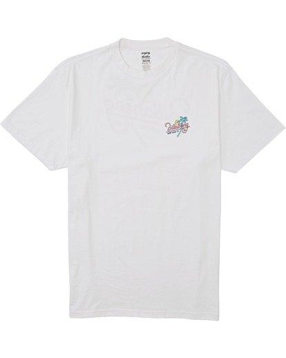 3 Surf Tour - T-Shirt für Männer Weiss T1SS20BIS0 Billabong