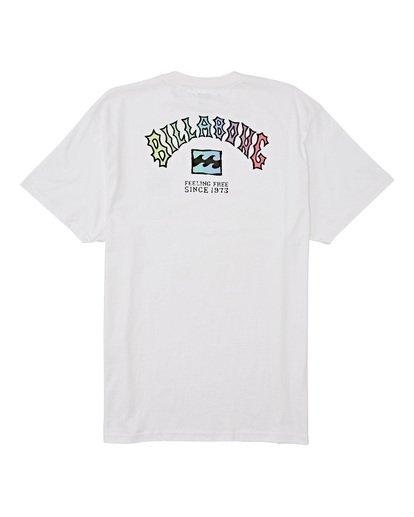 4 Arch - T-Shirt für Männer Weiss T1SS22BIS0 Billabong