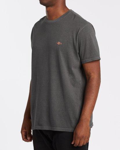 2 Trouble - T-Shirt für Männer Grau T1SS24BIS0 Billabong