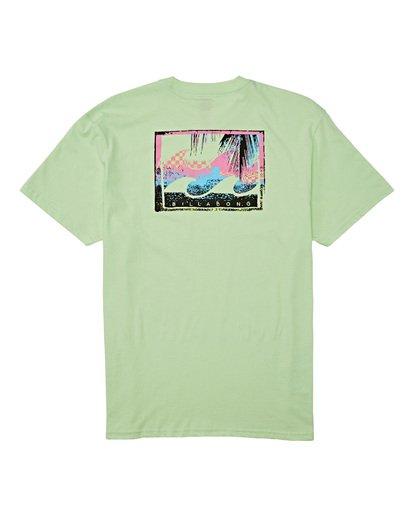 4 Nosara - T-Shirt für Männer Grün T1SS27BIS0 Billabong