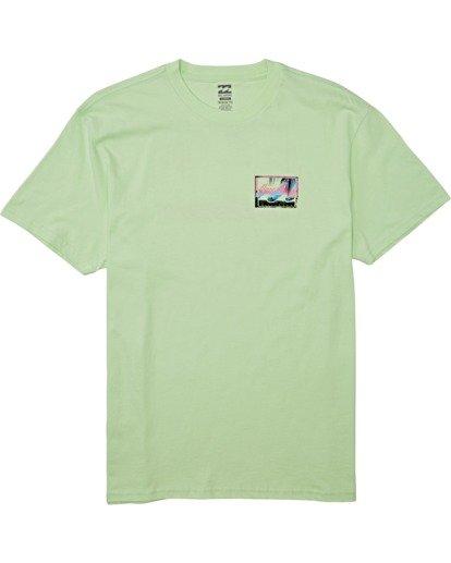 3 Nosara - T-Shirt für Männer Grün T1SS27BIS0 Billabong