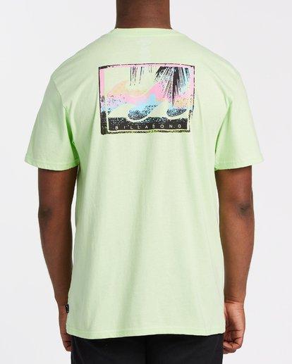 1 Nosara - T-Shirt für Männer Grün T1SS27BIS0 Billabong