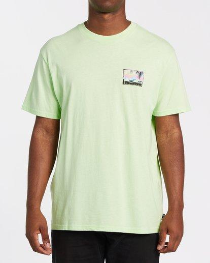 0 Nosara - T-Shirt für Männer Grün T1SS27BIS0 Billabong