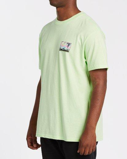 2 Nosara - T-Shirt für Männer Grün T1SS27BIS0 Billabong