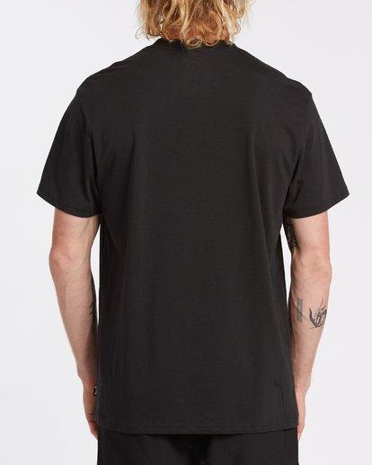 1 Dr. Seuss - Camiseta para Hombre Negro T1SS30BIS0 Billabong