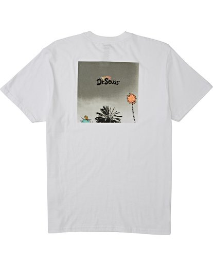 4 Truffula Photo - T-shirt pour Homme Blanc T1SS34BIS0 Billabong