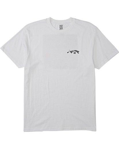 3 Truffula Photo - Camiseta para Hombre Blanco T1SS34BIS0 Billabong