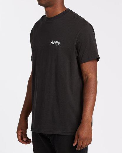 2 Truffula - T-shirt pour Homme Noir T1SS35BIS0 Billabong