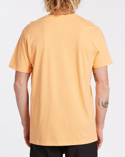 1 Lorax - T-shirt pour Homme Orange T1SS36BIS0 Billabong