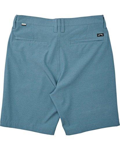 1 Crossfire - Shorts sumergibles para Hombre Azul T1WK04BIS0 Billabong