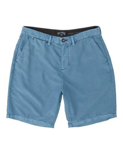 4 New Order - Shorts sumergibles para Hombre Azul T1WK05BIS0 Billabong
