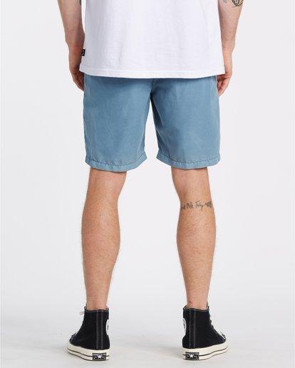 1 New Order - Shorts sumergibles para Hombre Azul T1WK05BIS0 Billabong