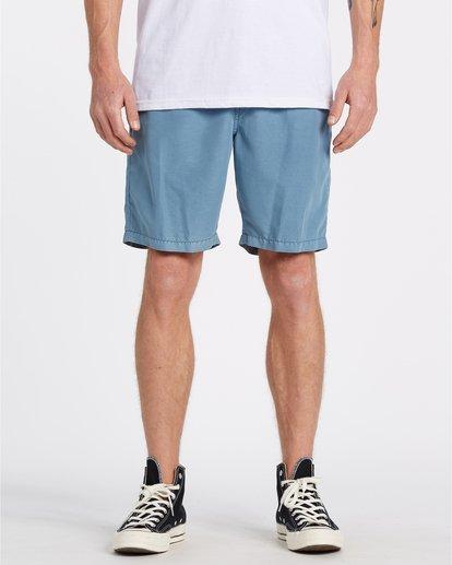 0 New Order - Shorts sumergibles para Hombre Azul T1WK05BIS0 Billabong