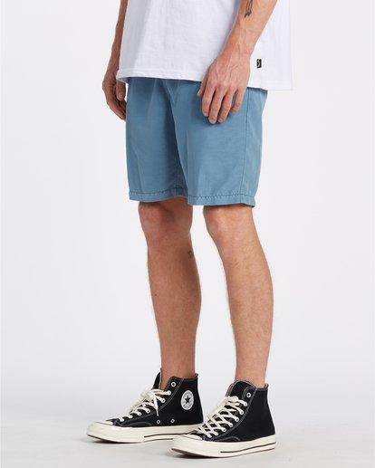 2 New Order - Shorts sumergibles para Hombre Azul T1WK05BIS0 Billabong
