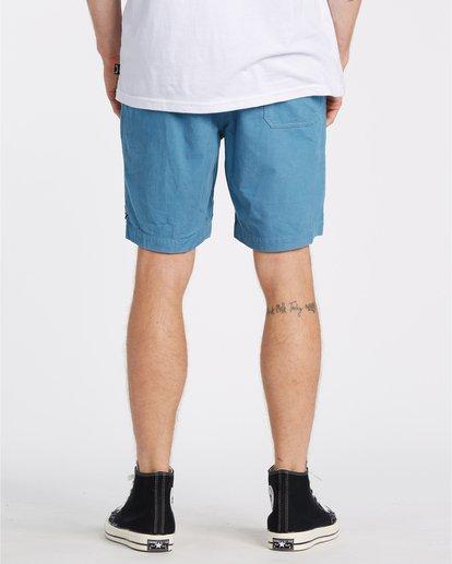 1 Larry Layback - Shorts de pana para Hombre Azul T1WK07BIS0 Billabong