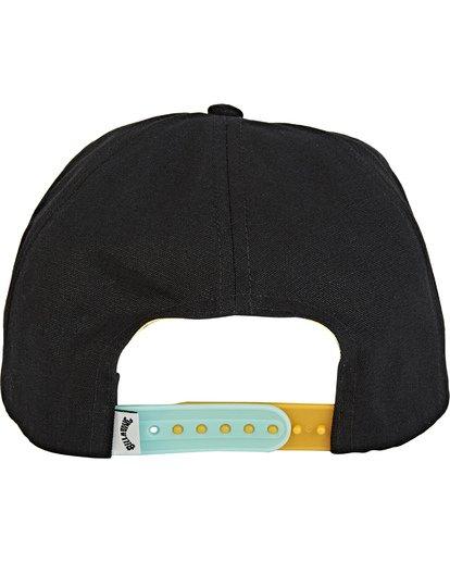 1 Truffla - Snapback Cap für Jungen Schwarz T2CM01BIS0 Billabong