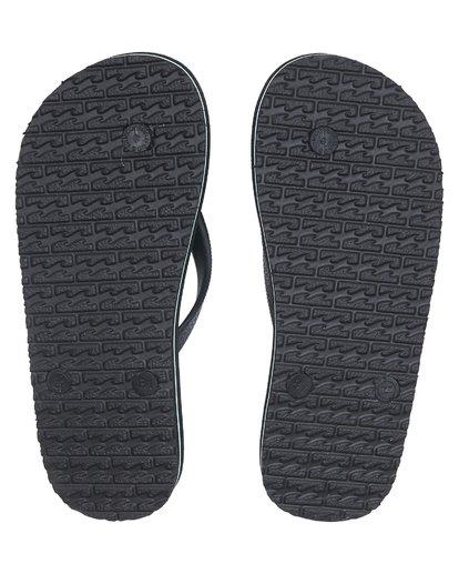 1 Lorax Island Tides - Zehensteg-Sandalen für Jungen Grün T2FF01BIS0 Billabong
