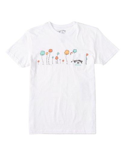 0 Truffula - Camiseta para Chicos Blanco T2SS02BIS0 Billabong