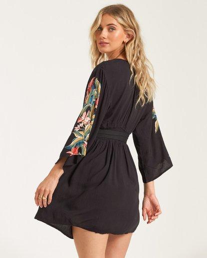 1 Havana Nights - Vestido cruzado para Mujer  T3DR05BIS0 Billabong