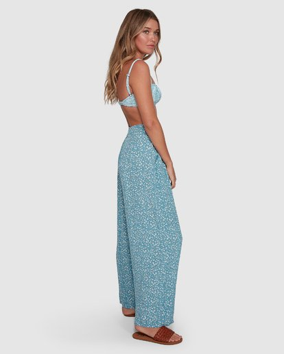 1 Bluesday - Hose mit weitem Bein für Frauen  T3PT30BIMU Billabong