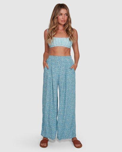 0 Bluesday - Hose mit weitem Bein für Frauen  T3PT30BIMU Billabong