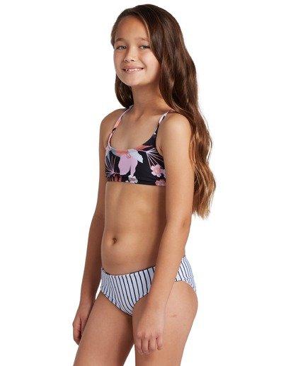 28 Break A Dawn Maui - Braguita de bikini talle alto para Mujer Multicolor T3SB04BIS0 Billabong