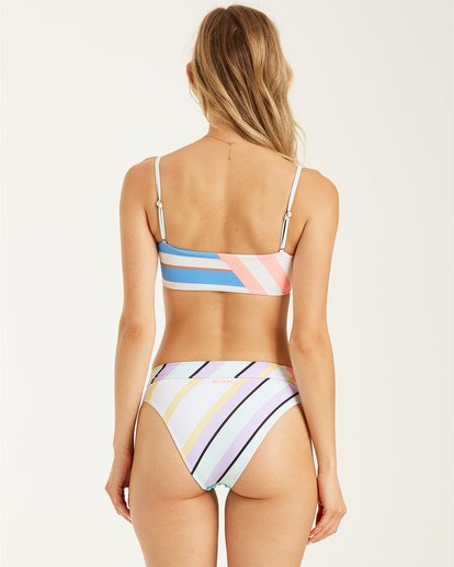 3 Break A Dawn Maui - High Waist Bikini Bottoms for Women Multicolor T3SB04BIS0 Billabong