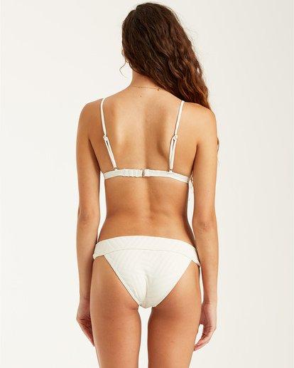 1 Peeky Days Tropic - Braguita de bikini para Mujer Blanco T3SB11BIS0 Billabong