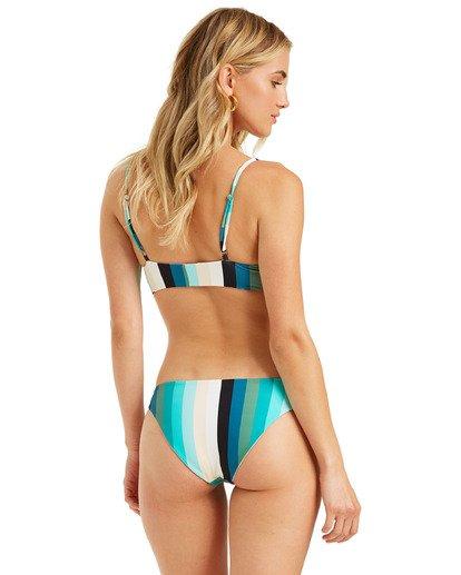 7 Sol Stripes Tropic - Braguita de bikini reversible para Mujer  T3SB20BIS0 Billabong