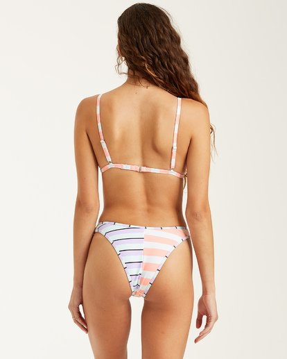 2 Break A Dawn - Top de bikini triangular para Mujer Multicolor T3ST03BIS0 Billabong