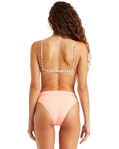 8 Hey Now - Top de bikini de banda para Mujer Multicolor T3ST07BIS0 Billabong