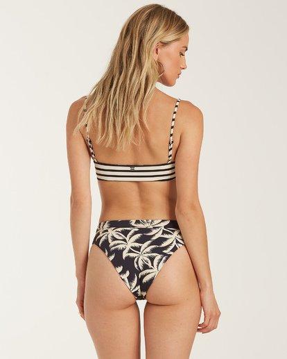4 Palm Side Bralette - Bikini Top for Women Multicolor T3ST39BIMU Billabong