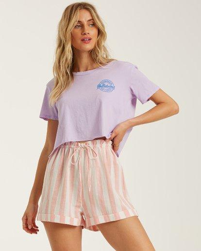 2 Mon Amor - Shorts für Frauen Rosa T3WK03BIS0 Billabong
