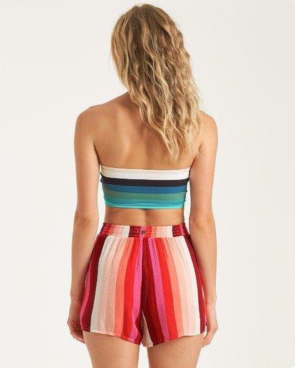 2 La Jupe - gemusterte Shorts für Frauen  T3WK06BIS0 Billabong