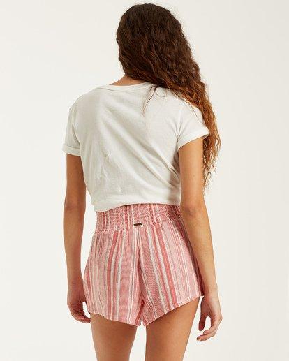 1 Cool Down - Shorts für Frauen Rot T3WK07BIS0 Billabong