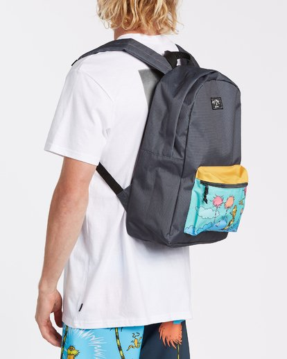 0 Lorax All Day 22L - Mochila mediana para Hombre Gris T5BP01BIS0 Billabong