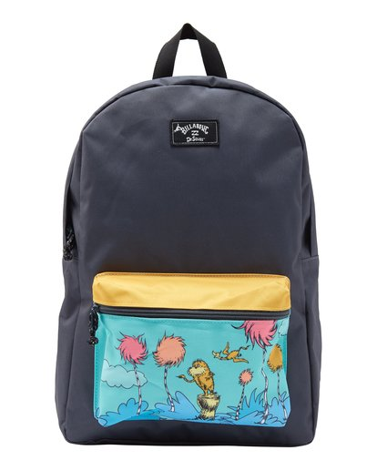 1 Lorax All Day 22L - Mochila mediana para Hombre Gris T5BP01BIS0 Billabong