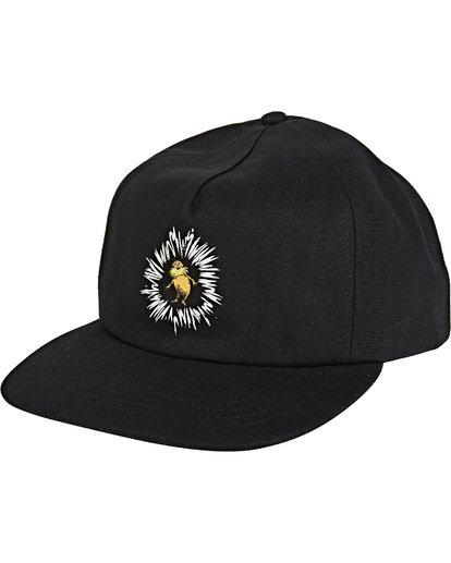 2 Lorax - Snapback Cap für Männer Schwarz T5CM01BIS0 Billabong