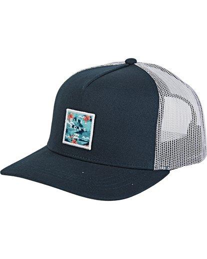 2 Stacked - Trucker Cap für Männer Blau T5CT01BIS0 Billabong