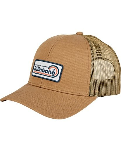 0 Walled - Trucker Cap Beige T5CT02BIS0 Billabong