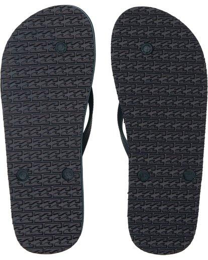 1 Tides - Zehensteg-Sandalen für Männer Blau T5FF02BIS0 Billabong
