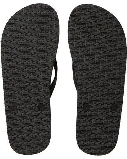1 Tides - Zehensteg-Sandalen für Männer Schwarz T5FF02BIS0 Billabong