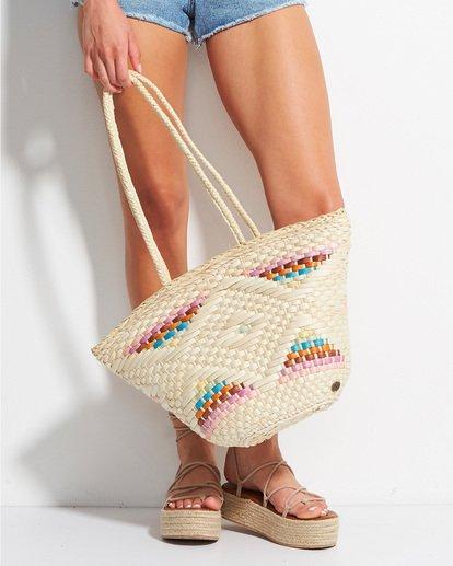 0 Summer Lovin - Straw Bag for Women Beige T9BG02BIS0 Billabong