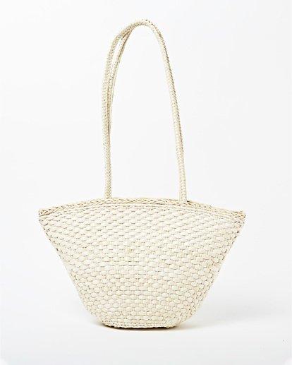 4 Summer Lovin - Straw Bag for Women Beige T9BG02BIS0 Billabong