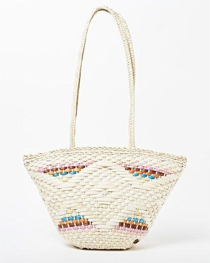 2 Summer Lovin - Straw Bag for Women Beige T9BG02BIS0 Billabong